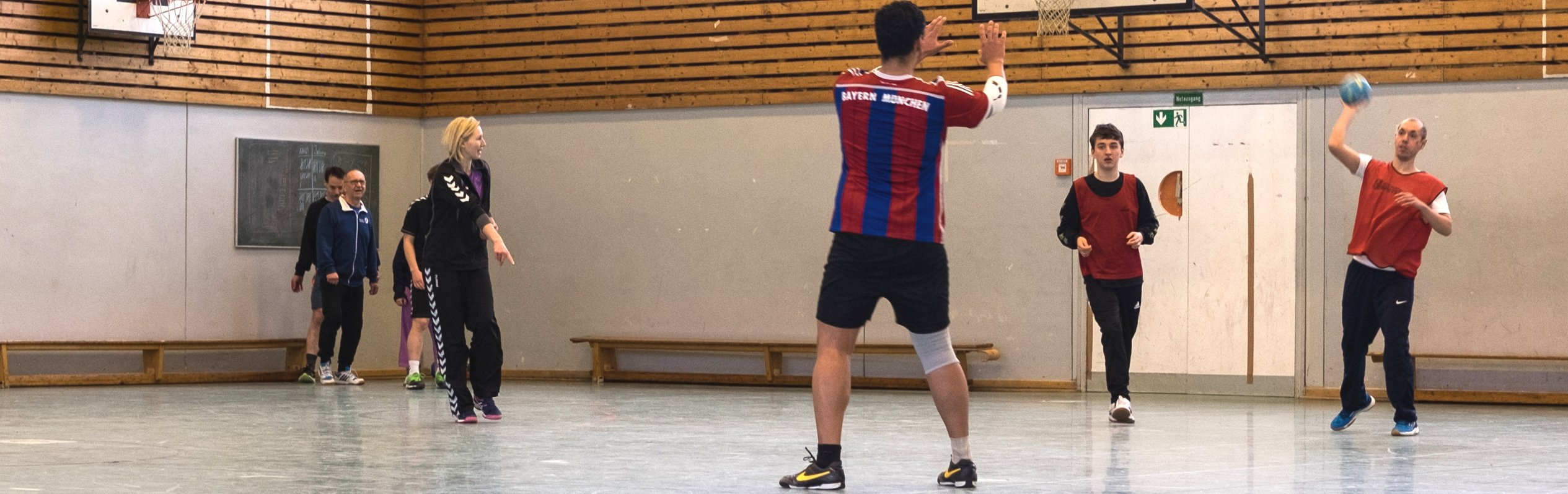 Inklusion Handball