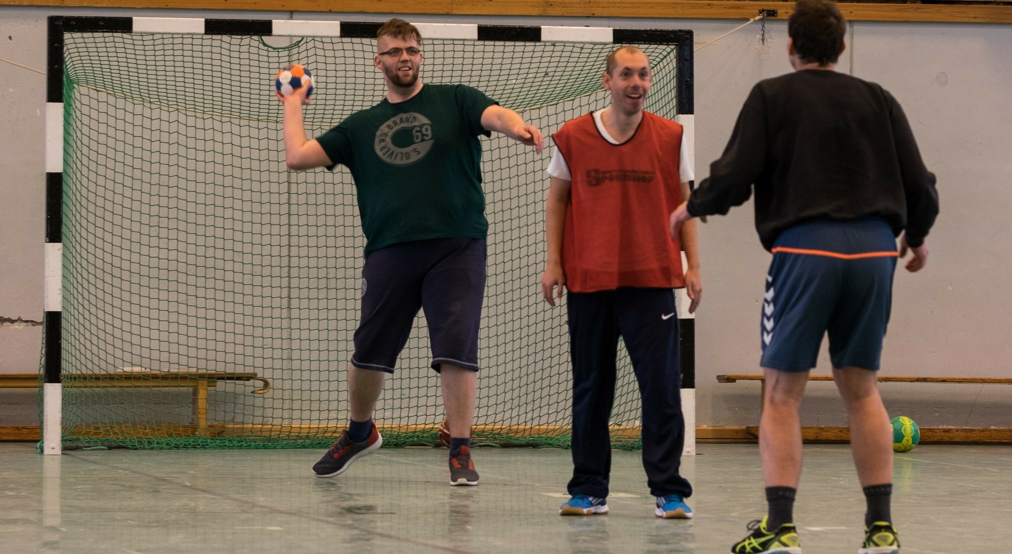 Freiwurf Hamburg – inklusiver Handballsport