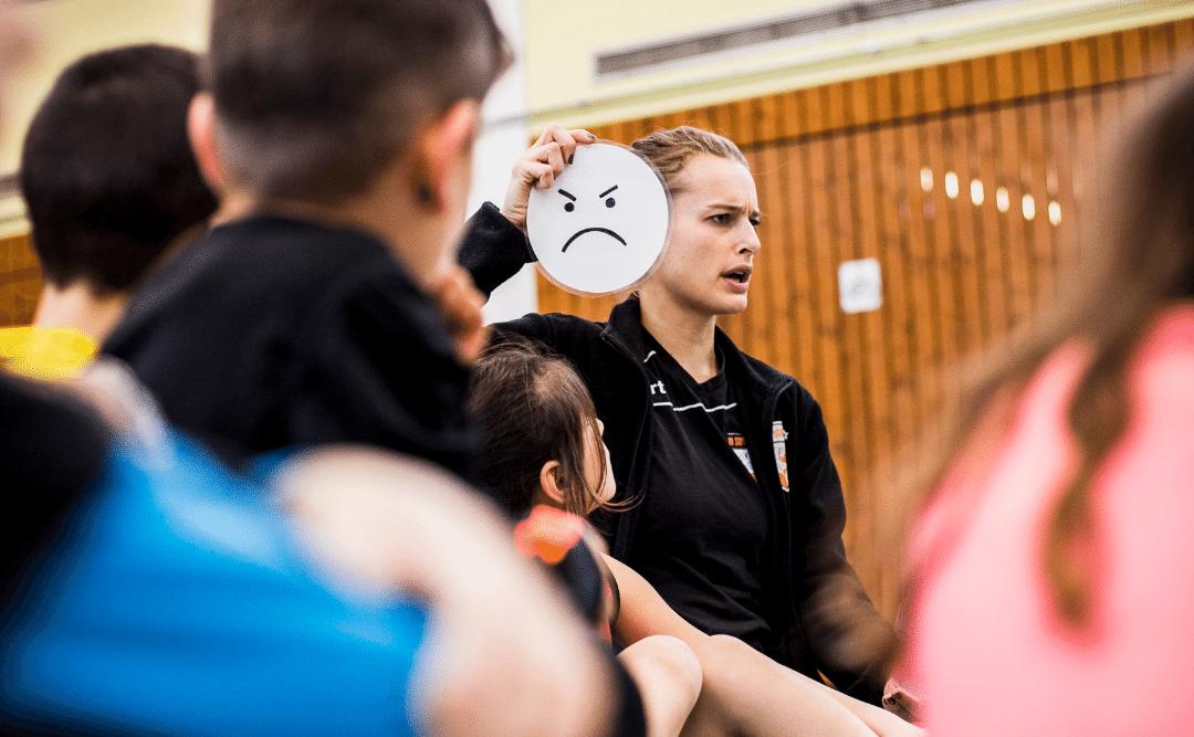soziales Sportprojekt