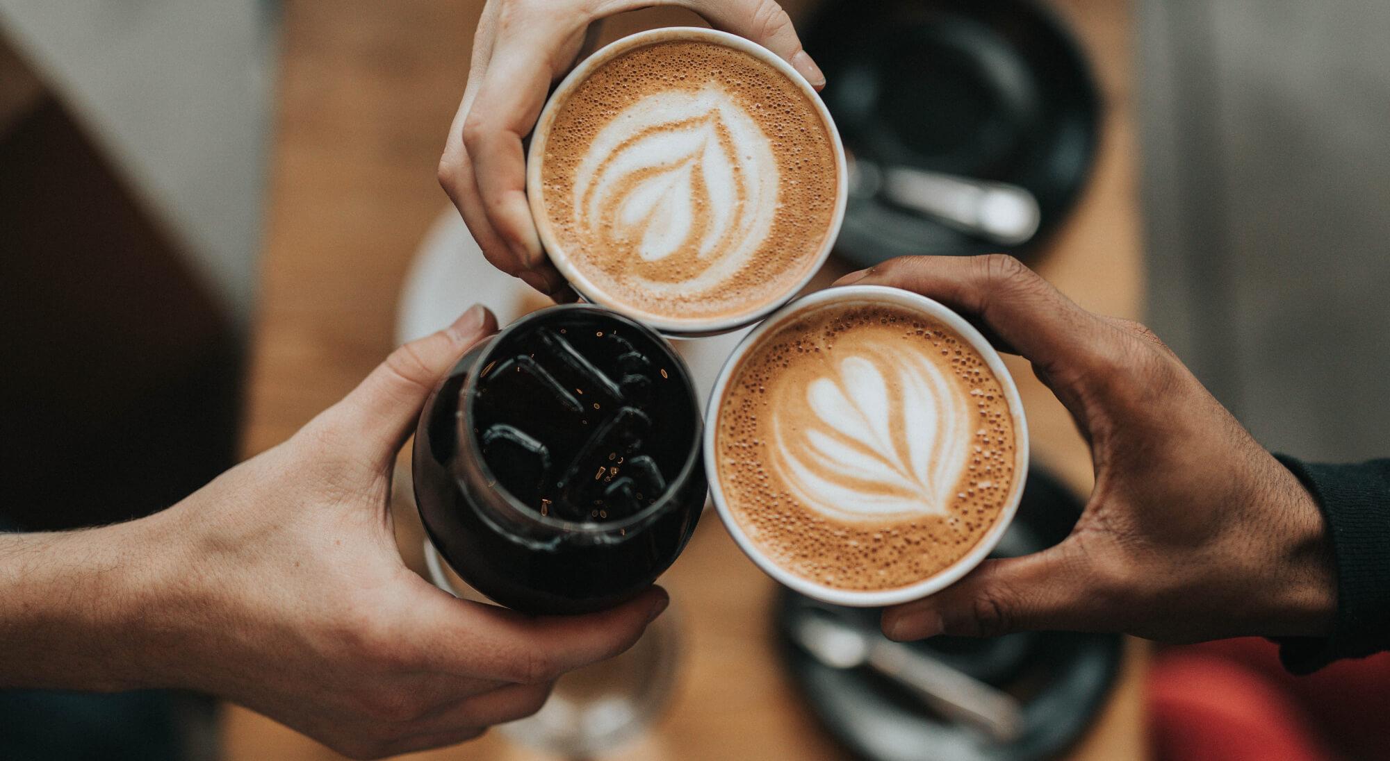 Lean Coffee: Wissensaustausch leicht gemacht.
